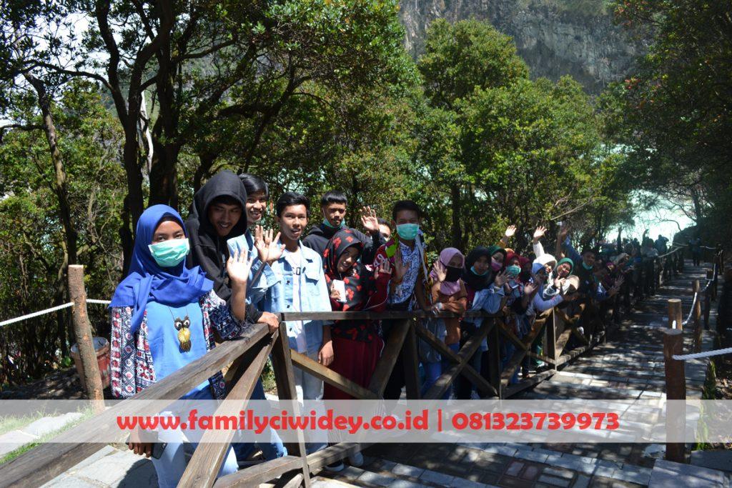 Paket wisata Ciwidey Mantap