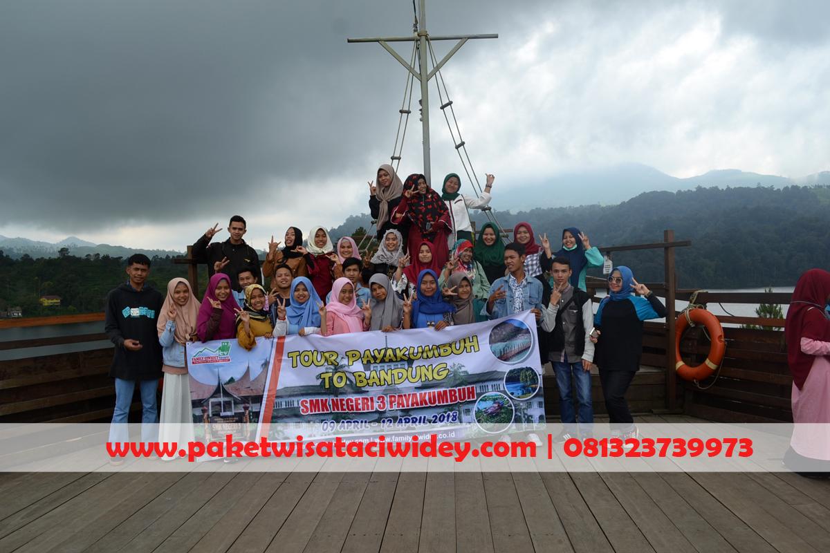Paket wisata ciwidey Murah